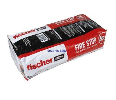 Vữa ngăn cháy lan Fischer